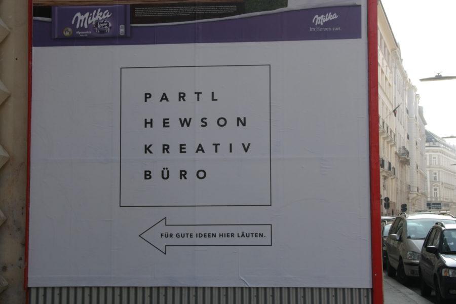 Gewista Stadtwerbung Plakat
